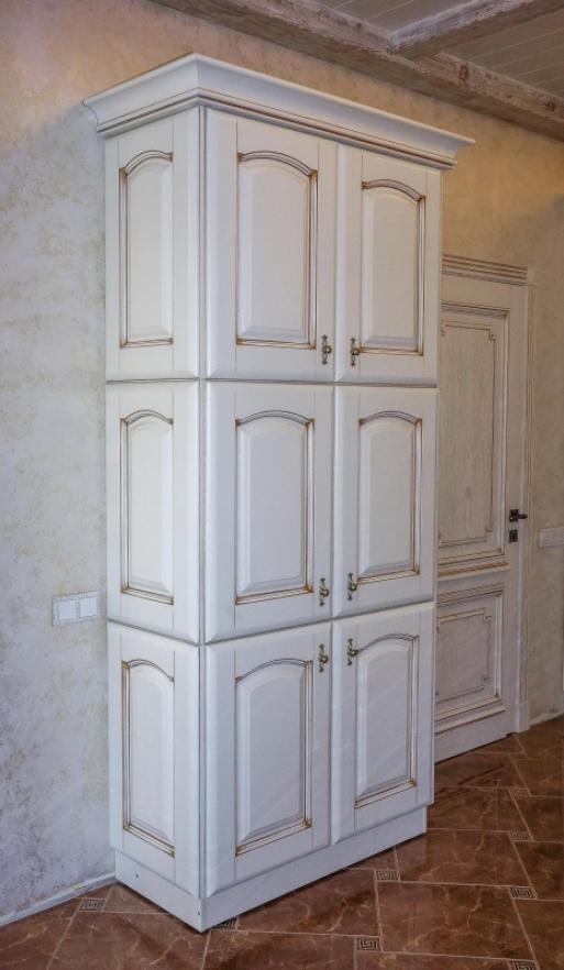 Шкаф из массива 3