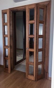 Двери из массива 1